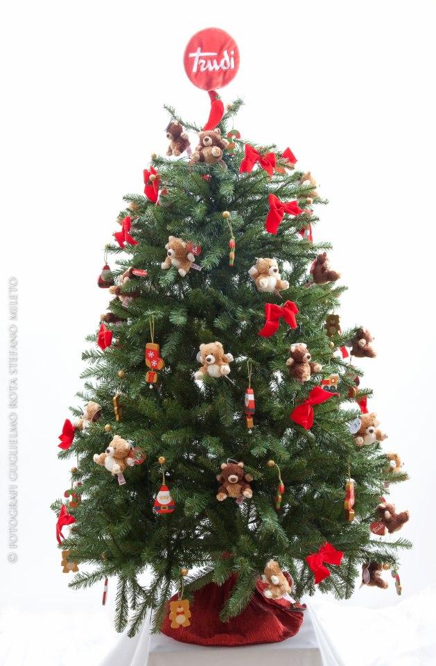 Empieza la navidad les bisous de mon bebe - Arboles navidad decorados ...